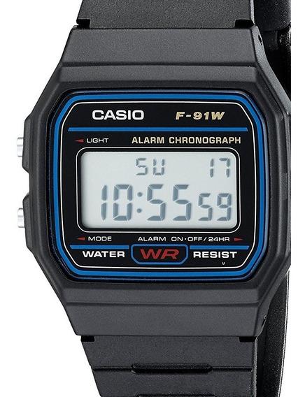 Cassio Relógio Digital Esportivo Clássico Preto