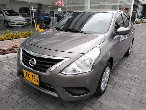 Nissan Versa Advance Mt 1600