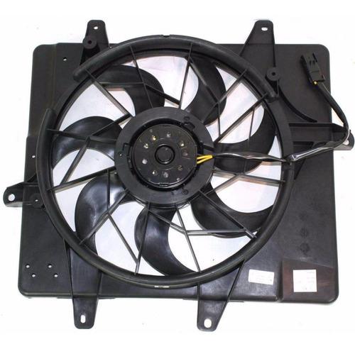 Ventilador Radiador Chrysler Pt Cruiser 2001 - 2005 No Turbo