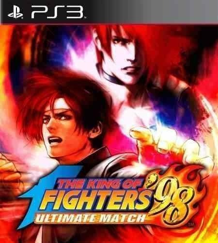 Kof 98 Ultimate Match The King Of Fighters - Inclui 98 Clás
