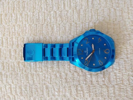 Relógio Champion Aluminium
