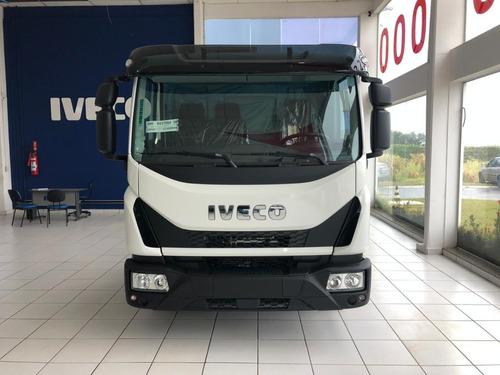 Iveco Tector 9-190 0km 2022 Chassi Baú Carroceria
