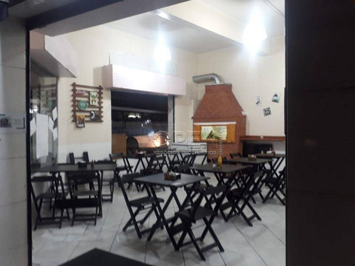 Imagem 1 de 7 de Restaurante E Cafeteria No Centro De Santo André - Pt0276