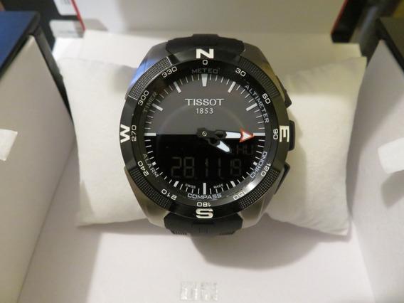 Reloj Tissot T Touch Expert Solar Titanio