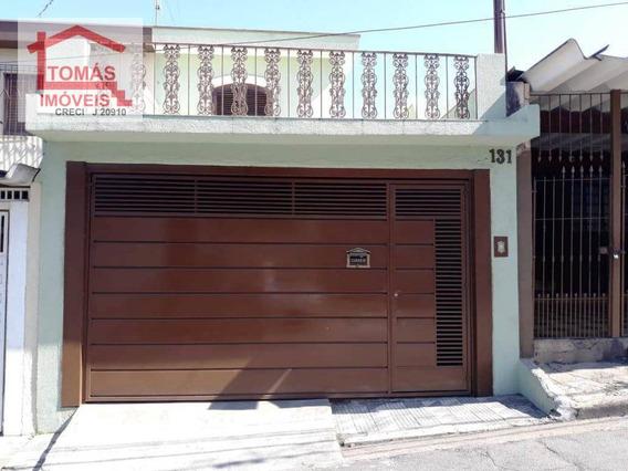 Sobrado Residencial À Venda, Pirituba, São Paulo. - So1664