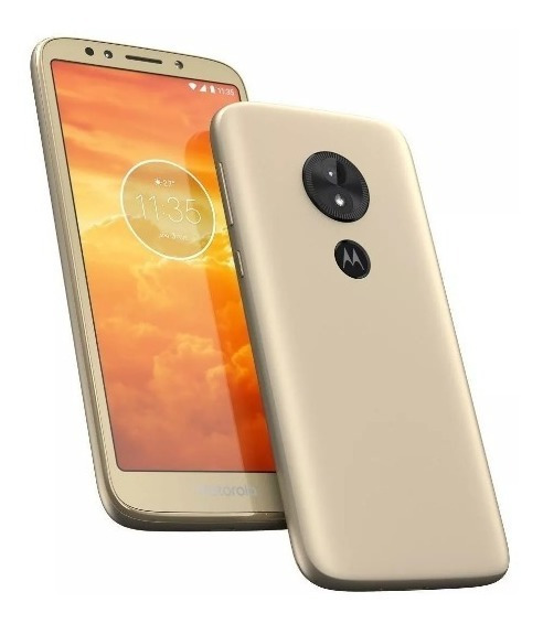 Celular Motorola Moto E5 Play 16gb Dorado Nuevo Liberado