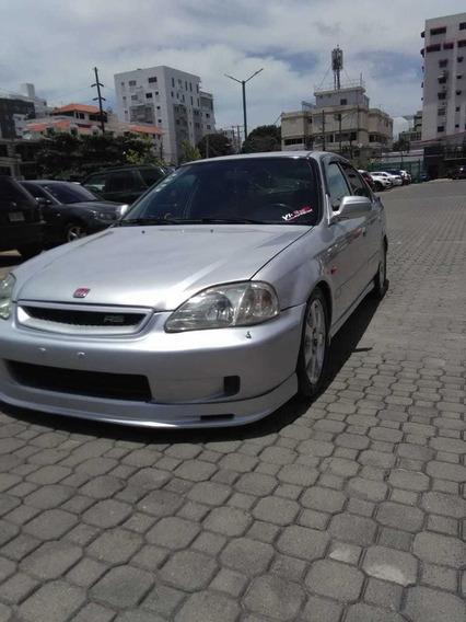 Honda Civic 2000 Virs Motor 1.6 Cilindros 4 Automático