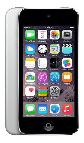 iPod Touch 5 16gb Prata A1509 (sem Câmera) Parcelado - Leia