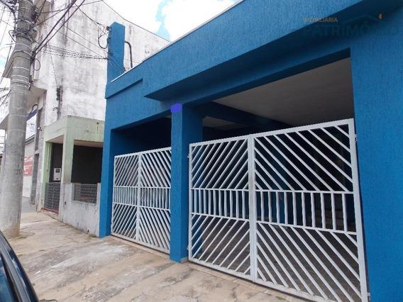 Casa Residencial À Venda, Centro, Atibaia. - Ca0480