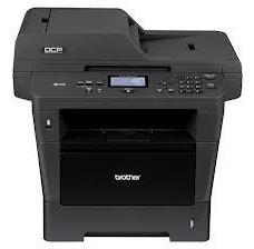 Impresora Multifunción Brother Dcp 8150 Dn Funcionando Usada