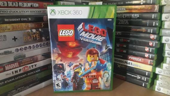 Jogo Infantil The Lego Movie Videogame Xbox 360 Original