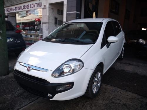 Fiat Punto 1.4 Attractive Pack Top 2015 5 Puertas 44592577