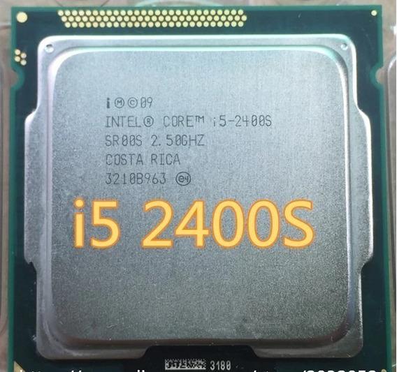 Processador 1155 Intel Core I5 2400s 2.5ghz A 3.10ghz