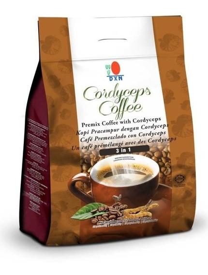 Cordyceps Coffee 3 En 1   Café Dxn Cordyceps   Cafe Gourmet