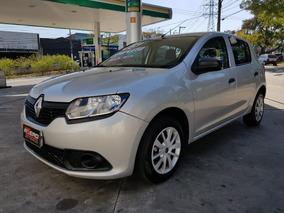 Renault Sandero 2015 Completo 1.0 Flex 60.000 Km Novo
