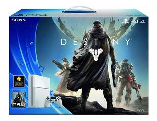 Consola Playstation 4 Edición Destiny Nueva Y Sellada