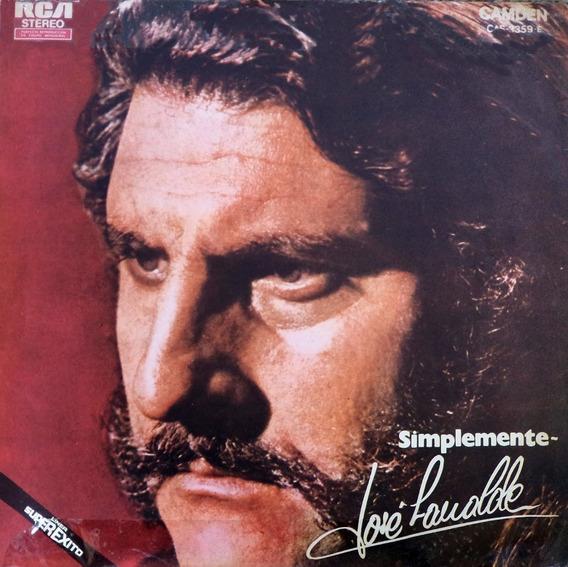 Jose Larralde Simplemente Cd Nuevo Original Folklore