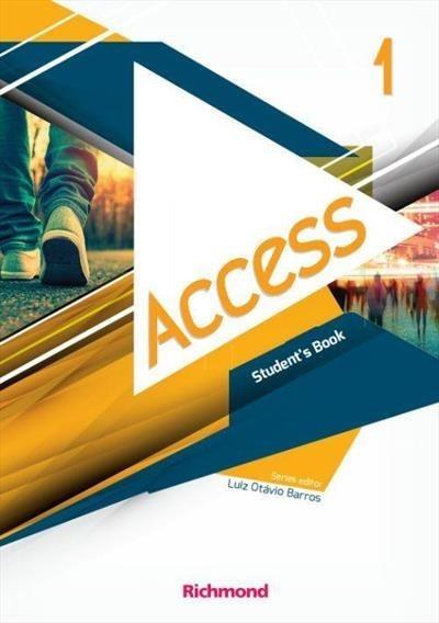 Livro: Access 1 - Student
