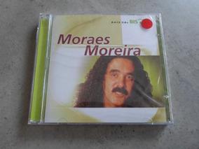 Moraes Moreira - Cd Duplo - Bis - Coletânea - Lacrado!