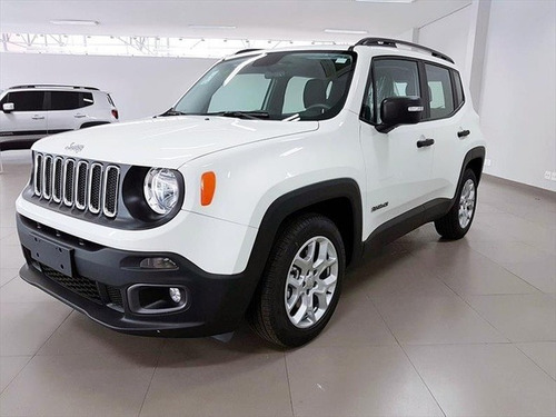 Jeep Renegade 1.8 Sport Flex 5p // 2021 / 0km
