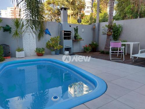 Imagem 1 de 30 de Sobrado Com 2 Dormitórios À Venda, 168 M² Por R$ 424.000 - Rio Branco - Novo Hamburgo/rs - Ca3883