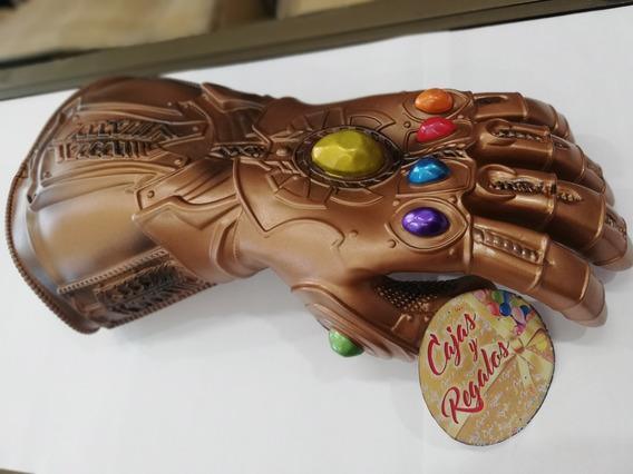 Guante De Thanos Guantelete Avenger Infinity War End Game