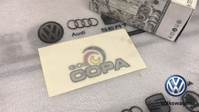Adesivo Emblema Logo Logotipo Gol Copa Original Vw 5w0853689