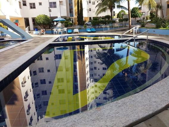 Apartamento Temporada Caldas Novas - Parque Com 6 Piscinas