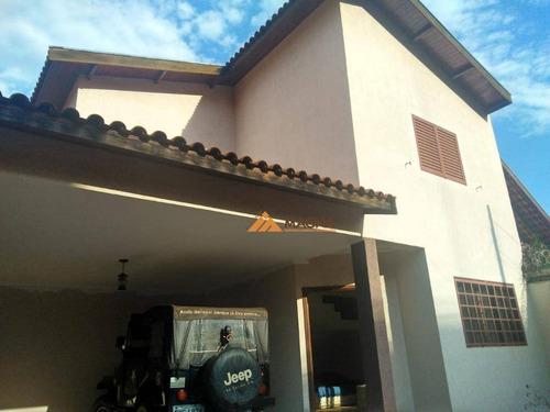 Sobrado À Venda, 171 M² Por R$ 650.000,00 - Parque Industrial Lagoinha - Ribeirão Preto/sp - So0525