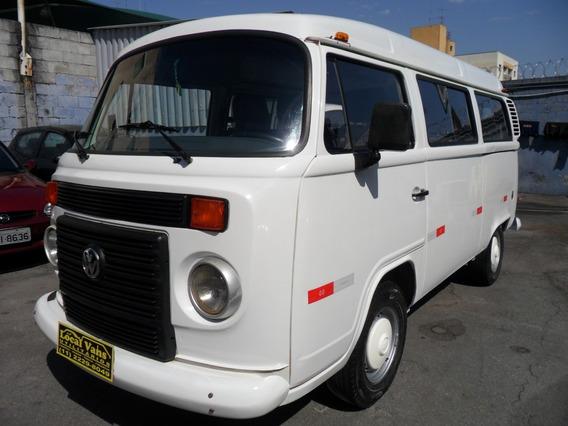 Volkswagen Kombi 1.4flex Lotação 12 Lugares Kit Escolar 2011