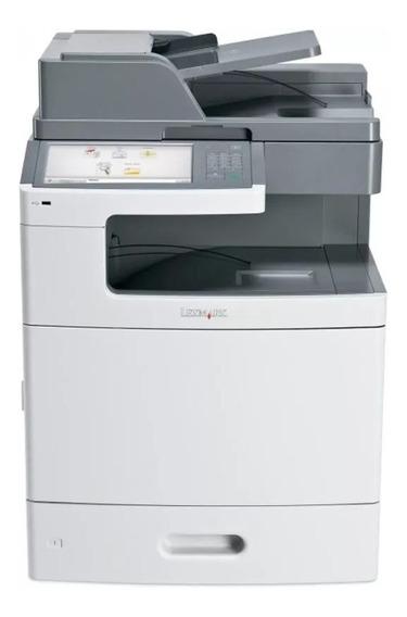Impressora Multifuncional Color X792de Lexmark 69769 Revisad