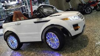 Carrinho Elétrico Infantil Range Rover Evoque 12v