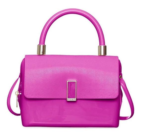 Bolsa Transversal Social Petite Jolie Biddie Pink Pj5403