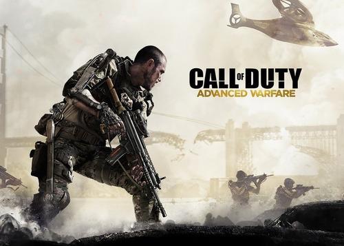 Cod Advanced Warfare Ps3