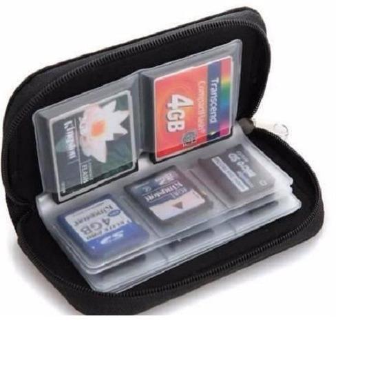 Case Bolsa Capa Porta Cartão De Memória Sd Ddhc Micro Barato