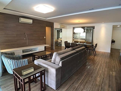 Apartamento No Glória Com 3 Quartos Para Locação, 150 M² - 6990