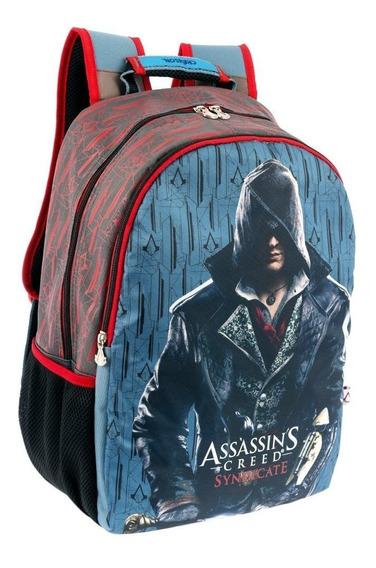 Mochila Chenson Primaria Escolar Niño Assassins Creed 62028