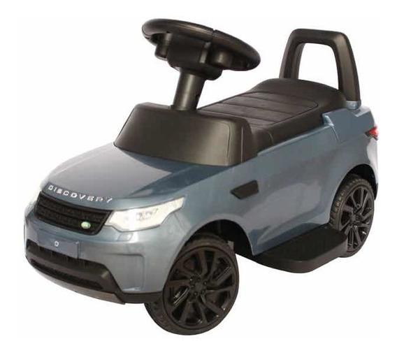 Mini Carro Elétrico Infantil Land Rover Empurrador Controle