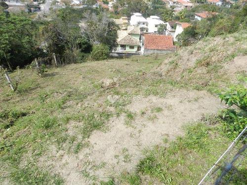 Imagem 1 de 8 de Terreno À Venda, 486 M² Por R$ 340.000,00 - Piratininga - Niterói/rj - Te1867