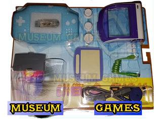 Kit De Accesorios Game Boy Advance 7 In1 -local-mg