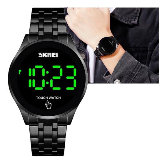 Relógio Unissex Skmei Digital Touch Watch Preto 1579