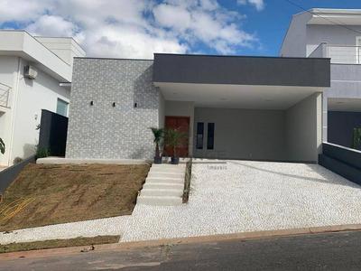 Casa Com 3 Dormitórios À Venda, 180 M² Por R$ 870.000 - Loteamento Residencial Santa Gertrudes - Valinhos/sp - Ca13131
