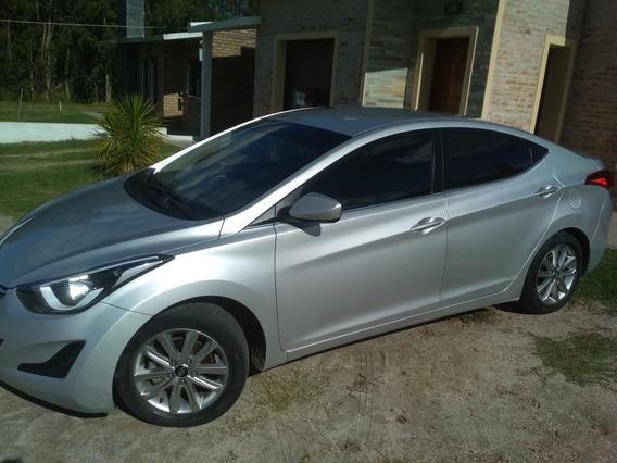 Hyundai Elantra 1.6 Motor Gamma Gls