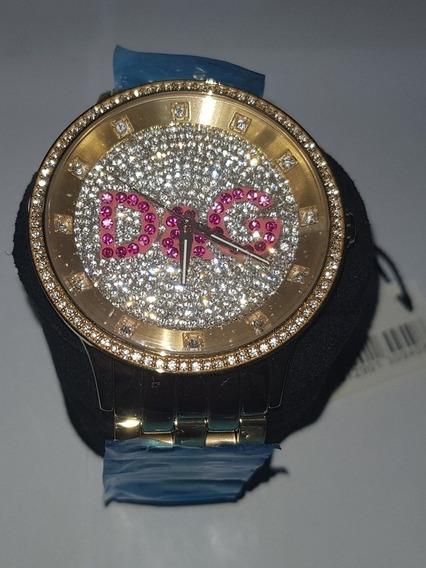 Relógio D&g Dolce & Gabbana Dw0377 Original Modelo Neymar
