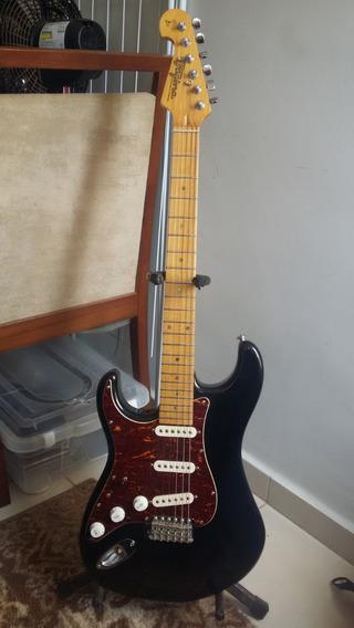 Guitarra Tagima Canhoto Com Trio Fender Noiseless
