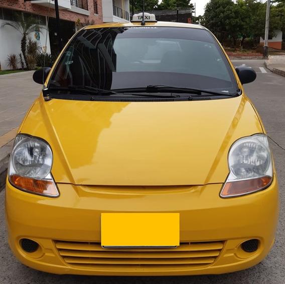 Taxi Chevrolet Spark Modelo 2015 Afiliado A Radio Taxi