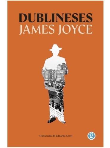 Imagen 1 de 2 de Libro Dublineses - Joyce James