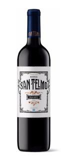Vino San Telmo Malbec 750 Ml - Perez Tienda -