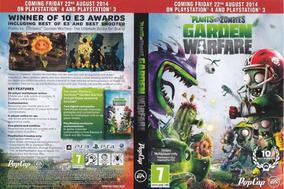 Plants Vs Zombies Garden Warfare Ps3 - Midia Digital