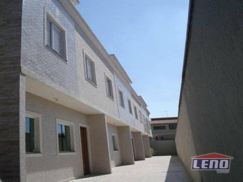 Sobrado Com 3 Dormitórios À Venda, 80 M² Por R$ 450.000,00 - Penha De França - São Paulo/sp - So0115